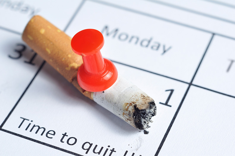 quit smoking on a specific date_senior choices online